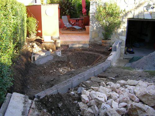 Kerti tó, kertépítés - CiprusKert - Térkövezés, bozótirtás ...