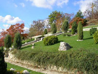 Kerttervezés és kertépítés - Balatonfüred