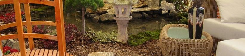 Kertépítés, kerti tó, öntözéstechnika